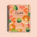 Tangerine Menu Planner