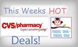 CVS deals this week