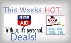 Rite Aid deals this week