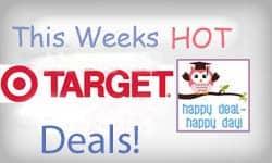 Target deals this week