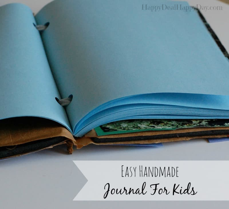 easy handmade journal for kids 2