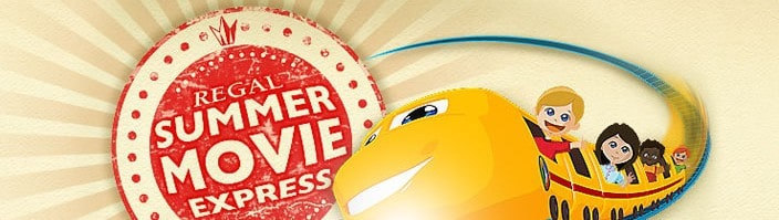 Regal Cinemas: Summer Movies for $1 & Your Local Schedule!
