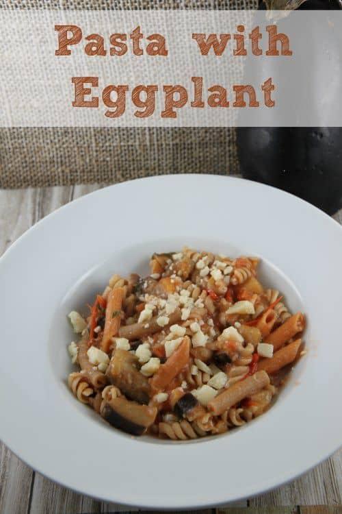 Pasta-and-Eggplant-Recipe