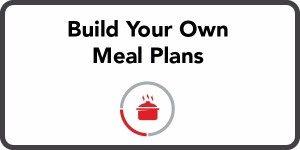 Monthly Menu Plan Printable