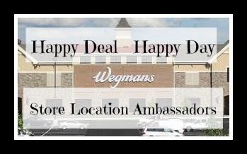 Introducing Wegmans Hornell Store Ambassador!