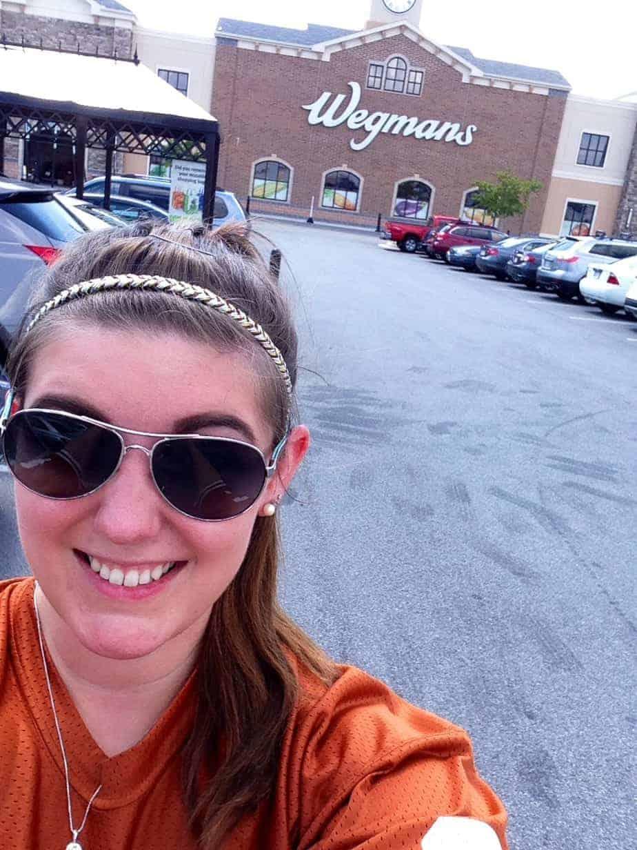 Introducing Wegmans Crofton Store Ambassador!