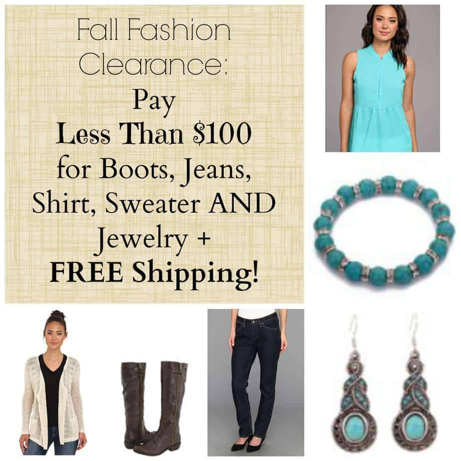 fall fashion collage 2 text