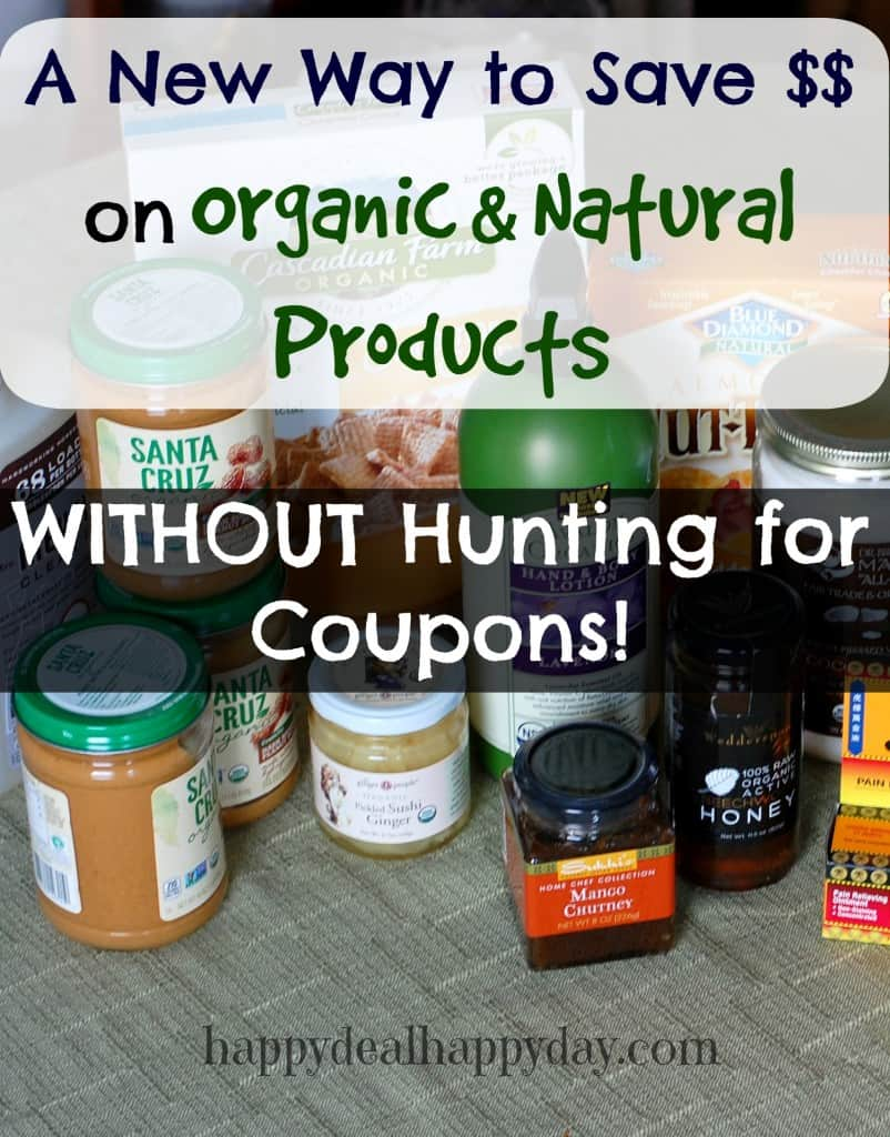 Thrive Market – A New Way to Save on Organic & Natural Products!! This is like a online version of Costco/Sams Club for just Whole Foods products. There are some price comparisons for Wegmans Natures Market products too! happydealhappyday.com
