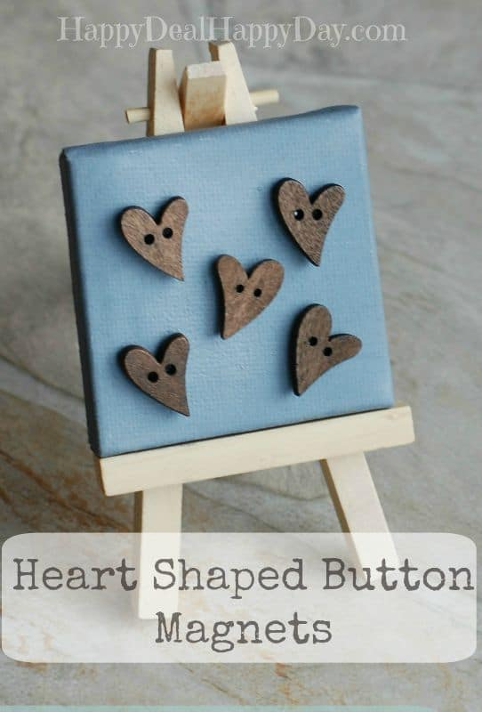 wooden heart plain text