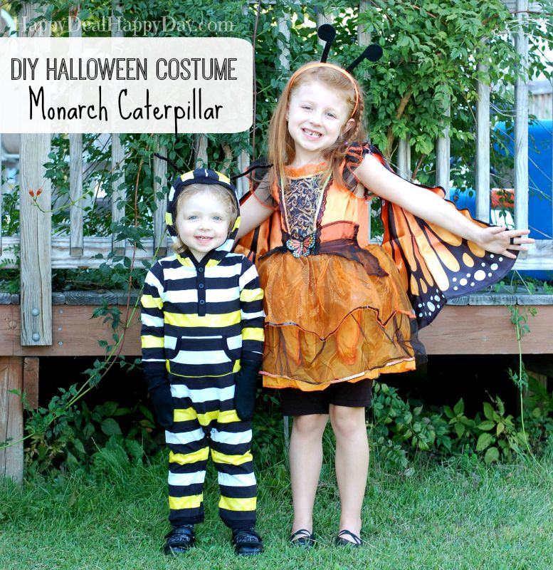 caterpillar costume text