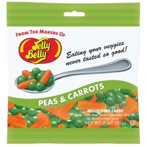 peas and carrots jelly belly