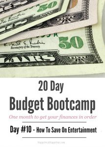 20 Day Budget Challenge: Where to Get Extra Money For A Date Night - well this sounds easy enough and really works!