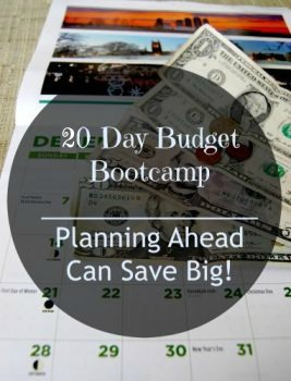 Planning Ahead Can Save Big!