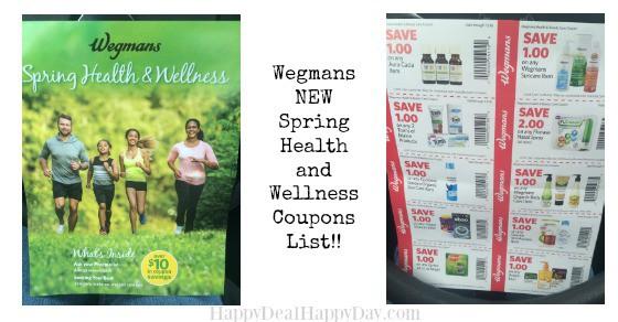 wegmans spring healthand wellness