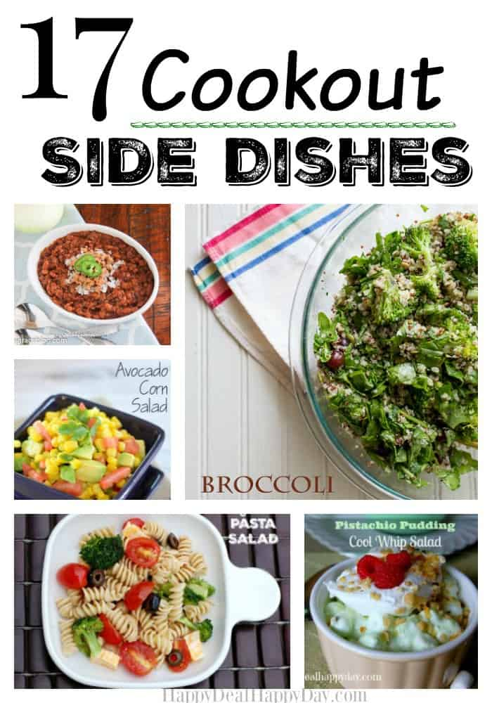 17 cookout side dish Recipes