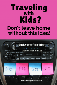 Tips on Traveling with Young Kids