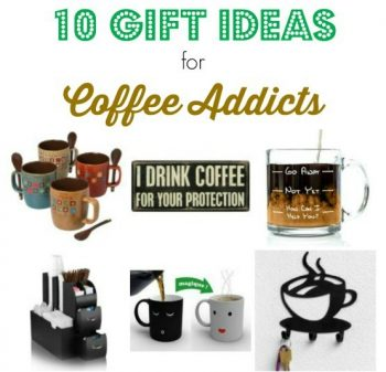 Gift Guide:  Top 10+ Gifts for Coffee Lovers