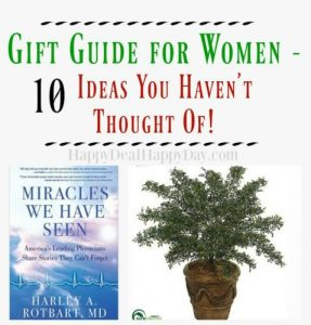 Gift Guide for Women – 10+ Ideas You Haven't Thought Of!