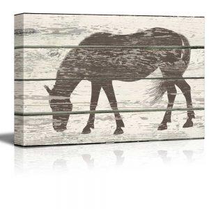 grazing-horse