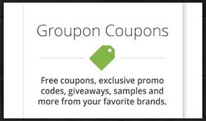Don't Forget About Groupon Coupons As You Start Your Holiday Shopping!  #GrouponCoupons