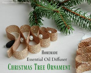 10 Essential Oil Gift Ideas for an Essential Oil Lover! essential oil diffuser ornament