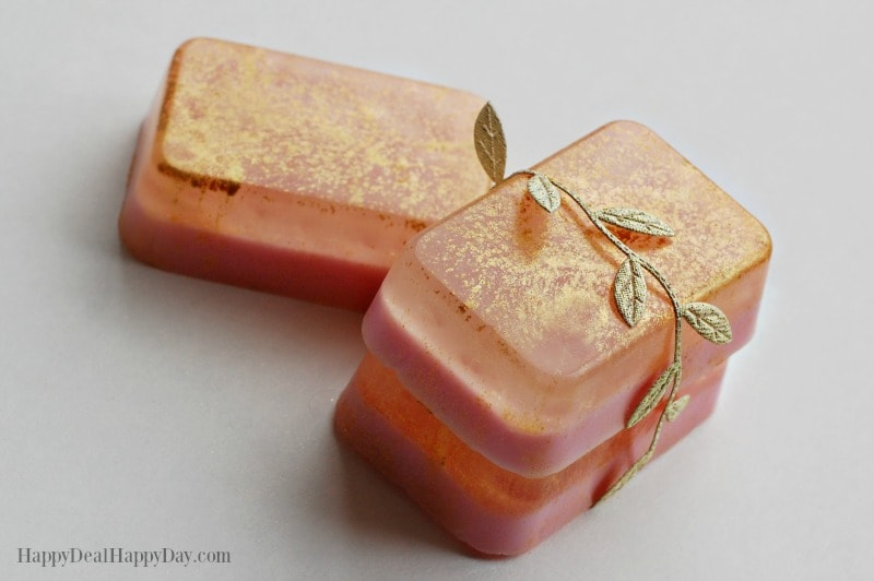 easy melt & pour soap recipes