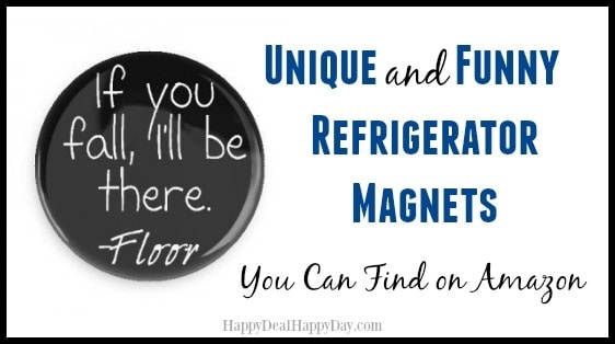 Unique and Funny Refrigerator Magnets – Fun Gift Ideas!