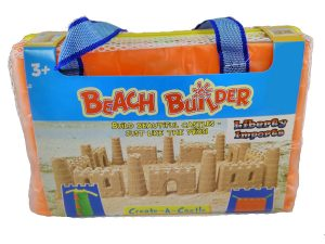 beach hacks sand castle builder