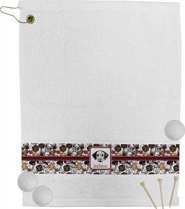 Gift Ideas for the Golfer - towel