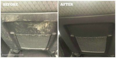 Clean Car Hack:  How To Clean The Interior Of Your Car In Record Time Without Spray Cleaners or Paper Towels