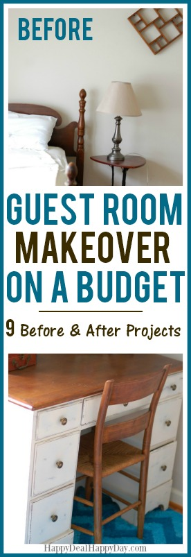 How To Re-Decorate a Room on a Budget