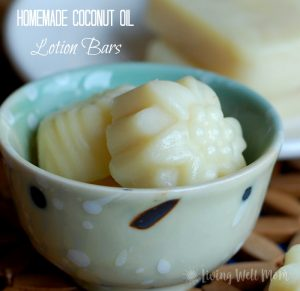 DIY Homemade Lotion Bars