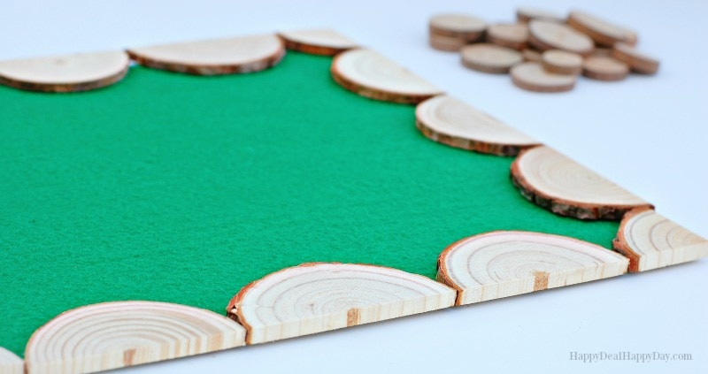Wood Slice Craft Ideas