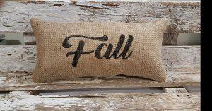 Rustic Fall Decor