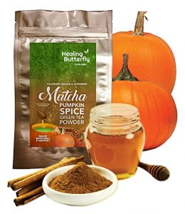 Pumpkin Spice tea for pumpkin spice season