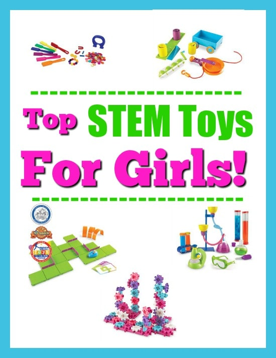 STEM Toys for Girls