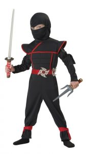 Cheap Halloween Costumes ninja