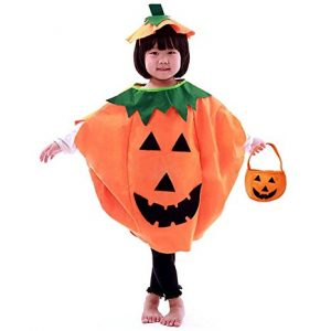 Cheap Halloween Costumes - pumpkin costume for kids