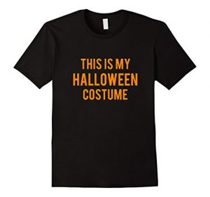 The Lazy & Last Minute Halloween Costumes – 15+ Halloween T-shirts on Amazon
