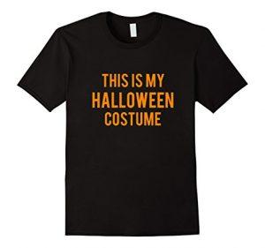 The Lazy & Last Minute Halloween Costumes – 15+ Halloween T-shirts on Amazon