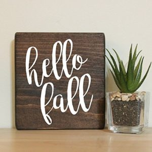 Fall Farmhouse Decor Ideas