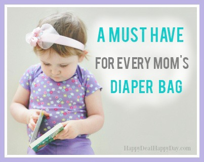 Gerber Onesies – The Affordable Diaper Bag Essential!