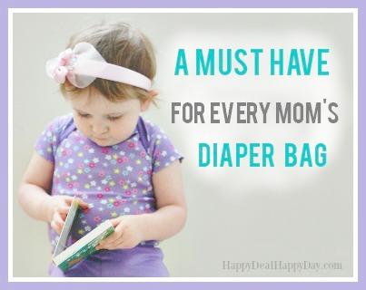 Gerber Onesies – The Affordable Diaper Bag Essential!