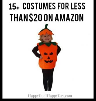 List of Cheap Halloween Costumes For All Less Than $20 on Amazon  Old Post