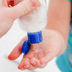 Easy Homemade Hand Sanitizer