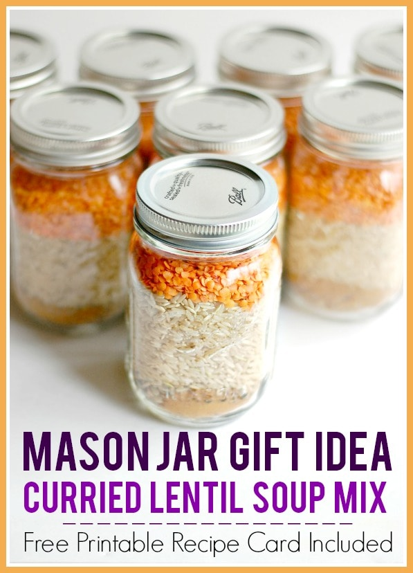 Dry Soup Mix In A Jar Recipes