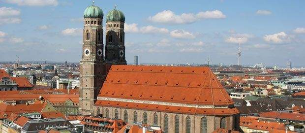 10 places to see in Munich Germany