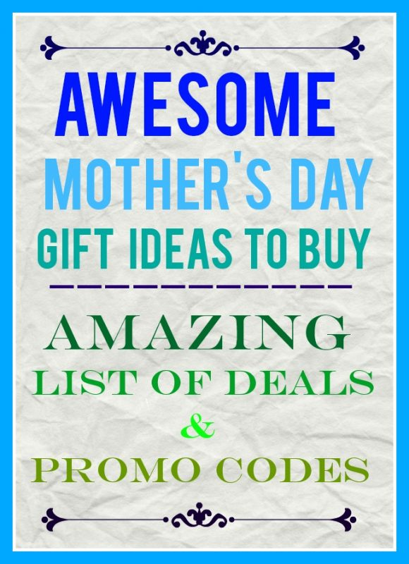 Awesome Mother's Day gift ideas to buy