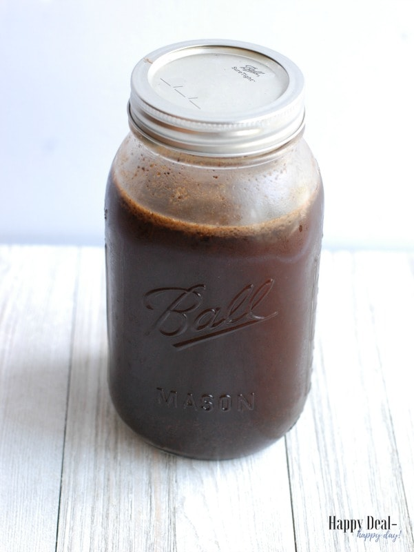 How To Make Simple Cold Brew Iced Coffee