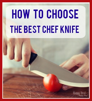 How to Choose the Best Chef Knife for a Beginner Cook